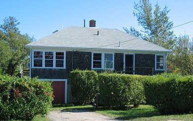 Breezy Woods Hole Cottage - Breezy Woods Hole Cottage - Woods Hole - rentals