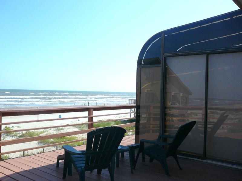 Relax on the Deck - Your Oasis on the Beach in Galveston's Sea Isle - Galveston - rentals