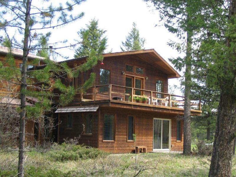 Exterior - Salish Foothills Lakeside Retreat - Whitefish - rentals