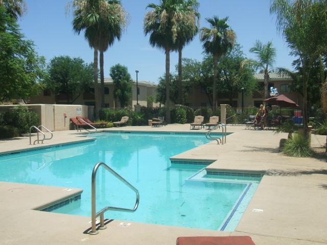 Pool 85 degrees all winter - Desert Breeze 2-BR hideaway in Phoenix AZ - Phoenix - rentals