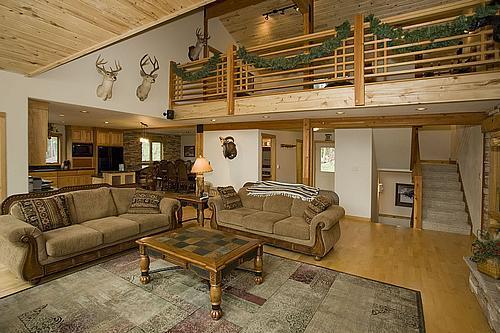 Great Family Room - Great Home: Views, Extras! 6/18-6/30 $379/nt rate - Breckenridge - rentals