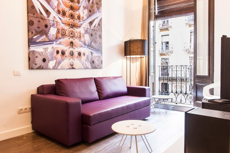 Living area - Pillowapartments Centric Design Apartment - Barcelona - rentals