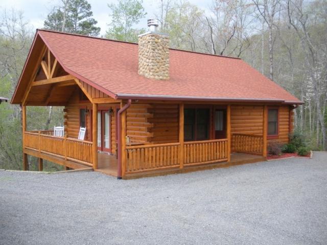 Running Bear Cabin - Image 1 - Murphy - rentals