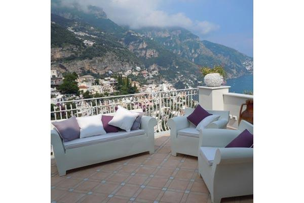 Take in veiws of the Alafi Coast and Positano. BRV GIU - Image 1 - Amalfi Coast - rentals