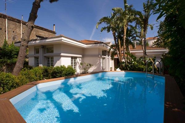 Short walk from Sorrento- multilevel loft- inspired villa. BRV PME - Image 1 - Sorrento - rentals