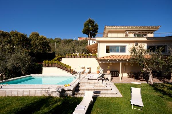 Minimalist stiles mix with local traditions in this villa flooded with natural light. YPI SOR - Image 1 - Sorrento - rentals