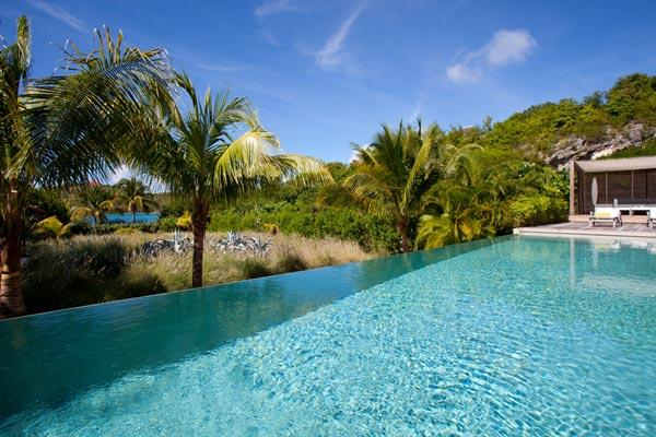 Contemporary villa in a private complex close to the beach WV PRX - Image 1 - Saint Barthelemy - rentals