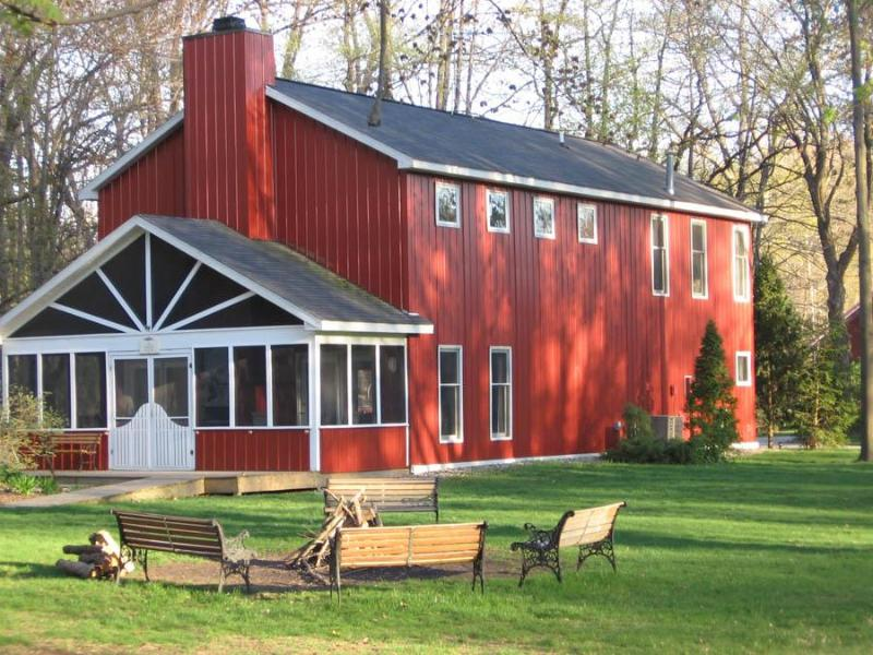 Martin House - Sweethaven Cottages - Union Pier - rentals