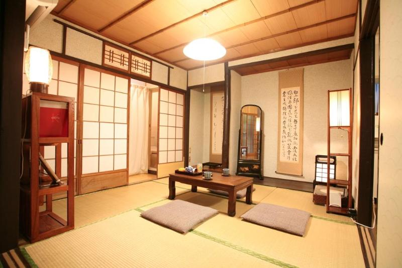 Japanese Living Room - Nice Kyoto House in Gion - Kyoto - rentals