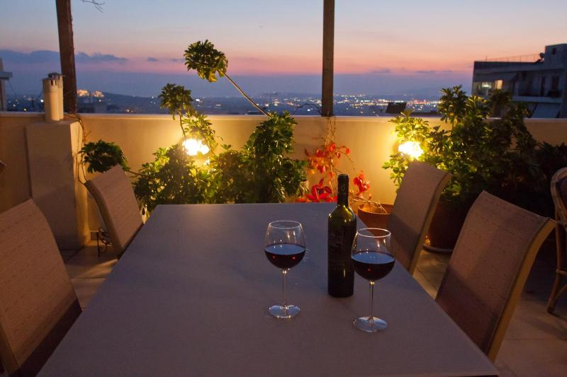 Amazing view - 3 bedrooms sleep 6-8, Athens Center - Image 1 - Athens - rentals