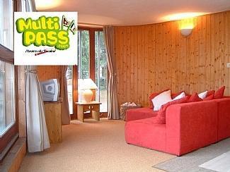 Living Area - Chalet Leslie - Apartment 1 - Morzine-Avoriaz - rentals