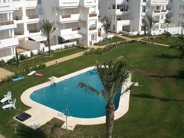 view of pool - Luxury Apartment Miraflores, Costa del Sol - Mijas - rentals