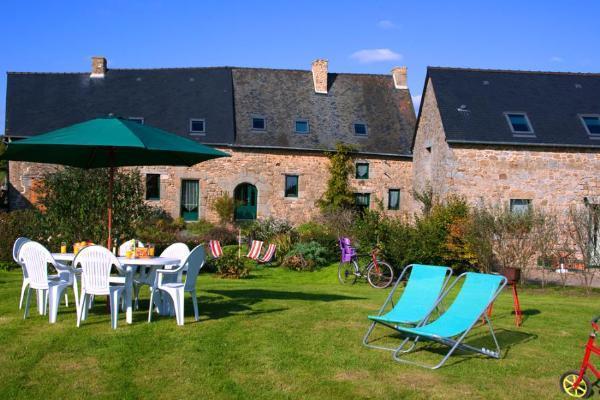Le Petit Courtoux - Old typical Cottage 8 Persons Mt St Michel France - Mont-St-Michel - rentals