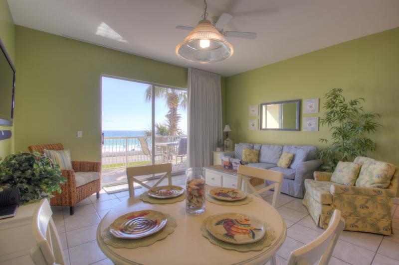 An unubstucted Gulf view! - Beach Retreat Condominiums - #205 - Destin - rentals