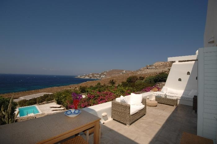 Sunset Villa Mykonos villa rentals, villas to let on mykonos, accommodations on mykonos island greece, greek island accommodations - Image 1 - Mykonos - rentals