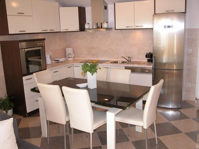 Well-equipped kitchen - Livia-3br apartment with magnificent sea views! - Dubrovnik - rentals