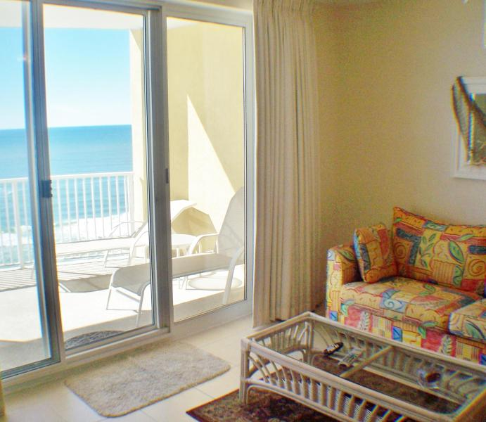 Amazing Views, Extralarge Balcony, Tile, Tropical - Image 1 - Panama City Beach - rentals