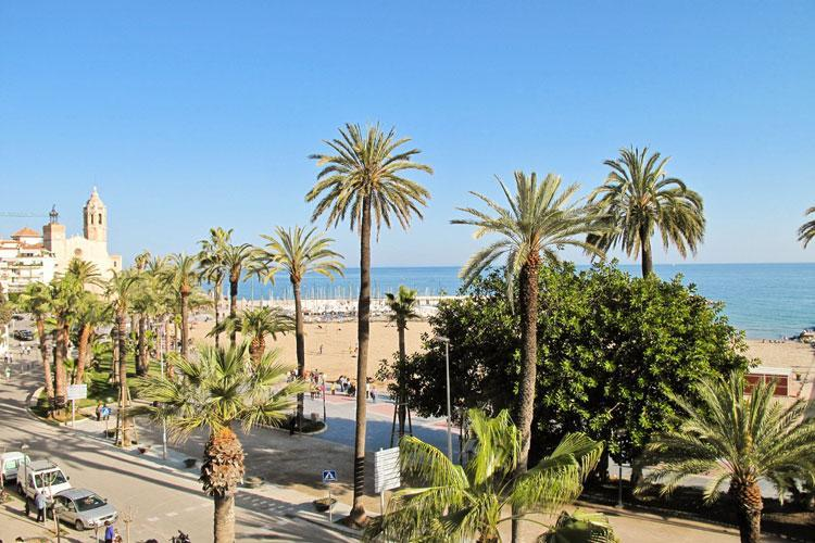 RIBERA BLUE apartment in Sitges. Nice apartment. - Image 1 - Sitges - rentals