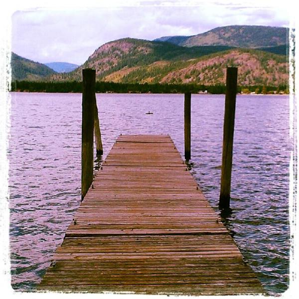 Go jump in the lake - The Maples Waterfront Resort 2 bedroom Cottage - Sorrento - rentals