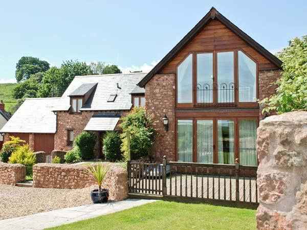 THE LINHAY , pet friendly, luxury holiday cottage, with pool in Washford, Ref 5487 - Image 1 - Washford - rentals