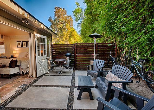 Secluded Windansea Beach Rental Cottage - Image 1 - La Jolla - rentals