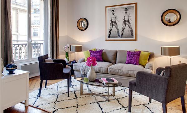 MARAIS PRESTIGE 07 : tastefully decorated 2BR - Image 1 - Paris - rentals