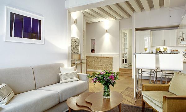 MARAIS PRESTIGE 05 : 2BR / 1BA ideally located - Image 1 - Paris - rentals