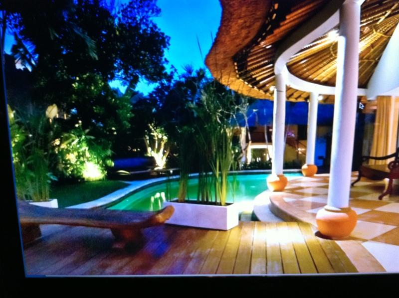 outdoor deck and verandah area - Bali Villas R us - Seminyak/Umalas lovely peaceful large 4 bedroom - Bali - rentals