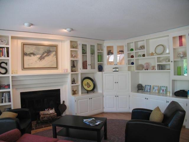 Living Room - Beach, Pool & Central A/C - 3 Bedroom at Ocean Edge - BP0418 - Brewster - rentals