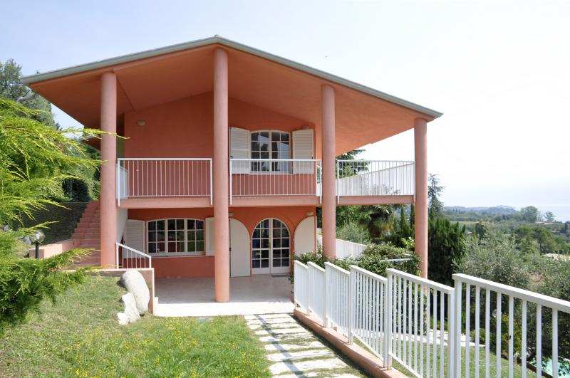 Villa Near Lake Garda and Charming Town of Salo - Villa Benaco - 8 - Image 1 - San Felice del Benaco - rentals