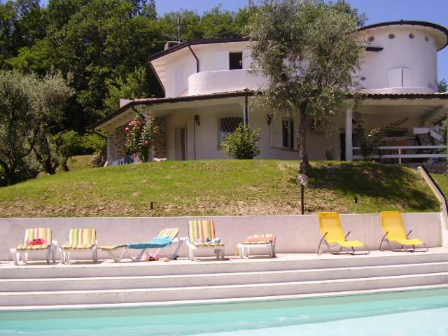 Villa Near Lake Garda and the Charming Town of Salo - Villa Salo - 10 - Image 1 - San Felice del Benaco - rentals