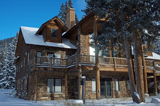 Luxury Vacation Home: Huge Kid Zone - Image 1 - Breckenridge - rentals
