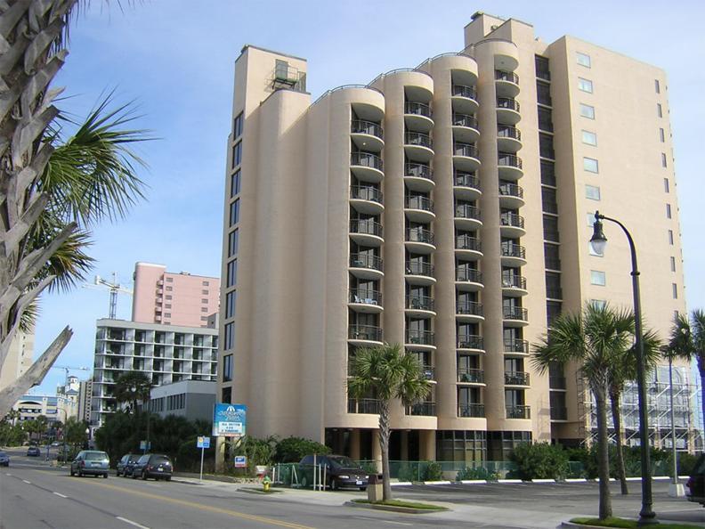Meridian Plaza - Oceanfront 1 Bedroom Condo by Grand Strand in Myrt - Myrtle Beach - rentals