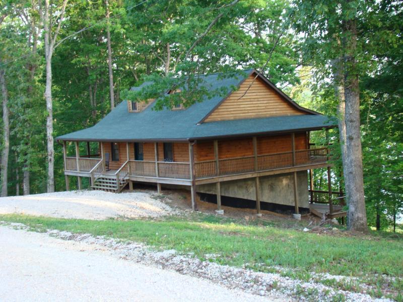 Beautiful Van Buren Cabin - Current River Cabin in Van Buren, MO 4 bedroom - Van Buren - rentals