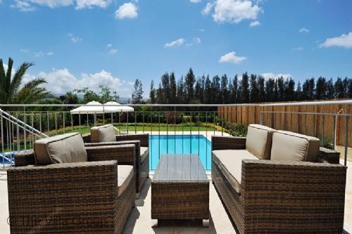 Ideal 3 BR-2 BA House in Argaka (Villa 43878) - Image 1 - Paphos - rentals