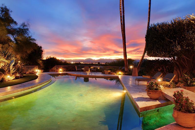 Main Pool - Private Gated 6 ac Tucson Estate - Tucson - rentals