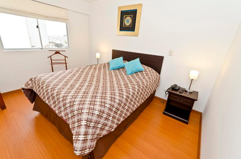 Main Bedroom - Wasi Apartments in Miraflores Lima - Lima - rentals