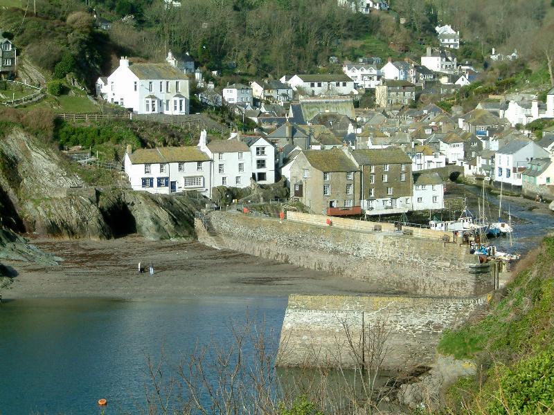 Polperro Village - Fisherman's House,Polperro,Cornwall, England - Polperro - rentals