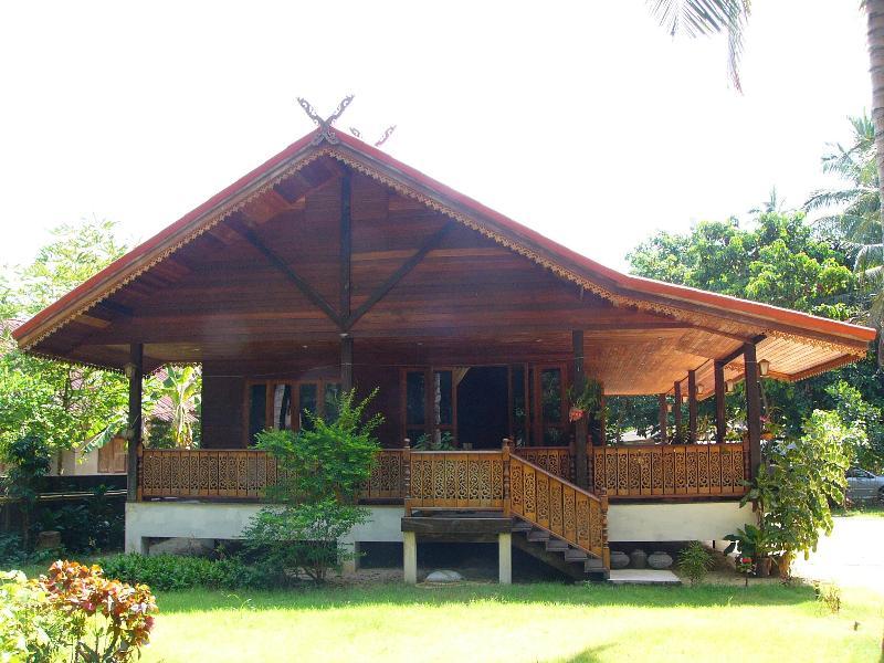 Tamarind Lodge, beautifully handcrafted villa. Most beautiful teak wood villa at Koh Samui Thailand - Beautifully handcrafted 2 Bed villa  in Koh Samui. - Mae Nam - rentals