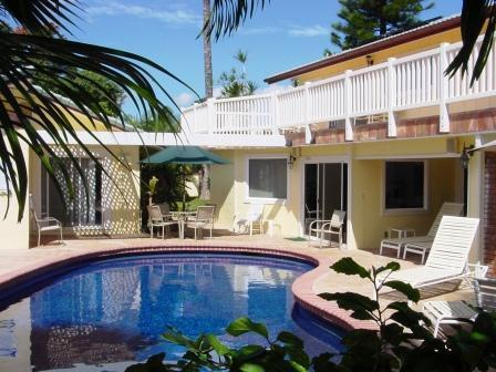 Private Backyard Pool with 15' deep end - Ocean View Gated Estate, Pool Walk to Beach/Town - Lahaina - rentals