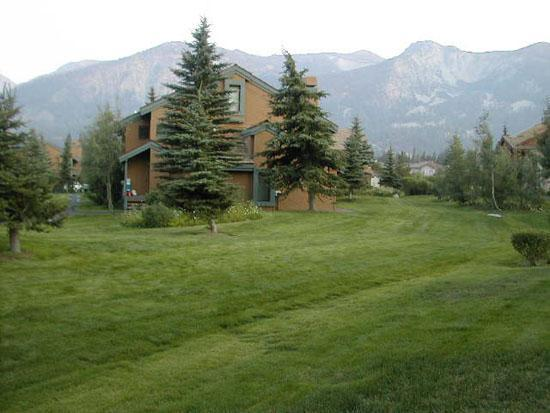Park Like Setting in Mammoth - Image 1 - Mammoth Lakes - rentals