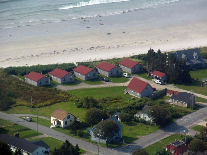 Just 50 feet from the sand and staggered for more privacy - Ocean Mist Cottages - NS Beachfront Rentals - Lockeport - rentals