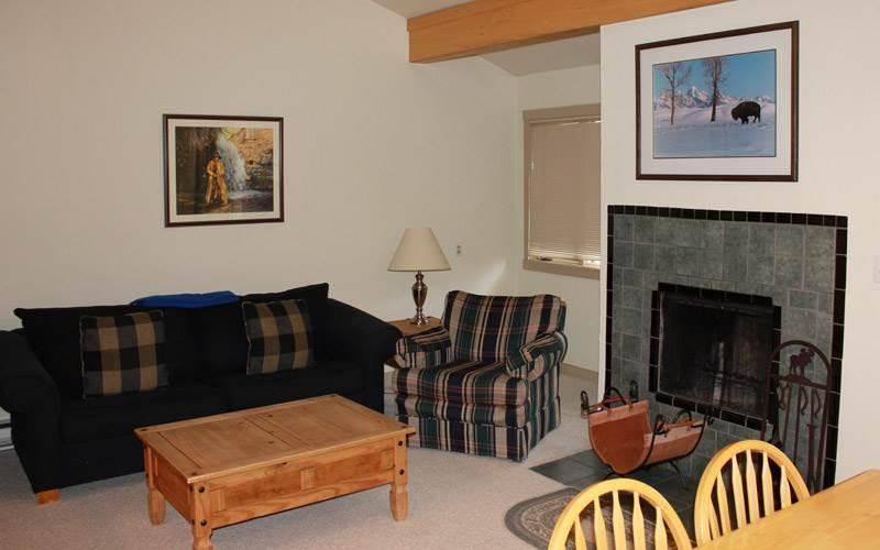 1 bed+loft /1 ba- ELDERBERRY 4022 - Image 1 - Wilson - rentals