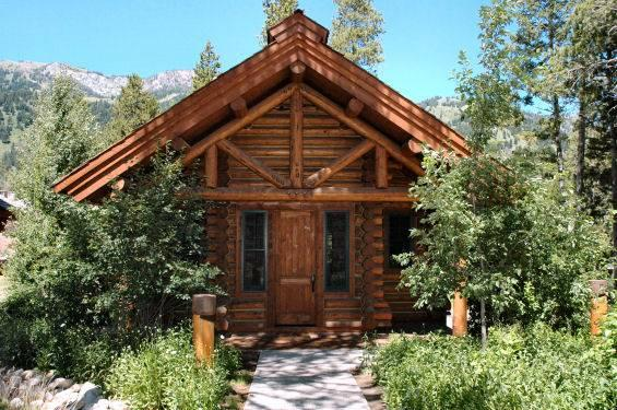 3 bed /2.5 ba- GRANITE RIDGE CABIN 7560 - Image 1 - Teton Village - rentals