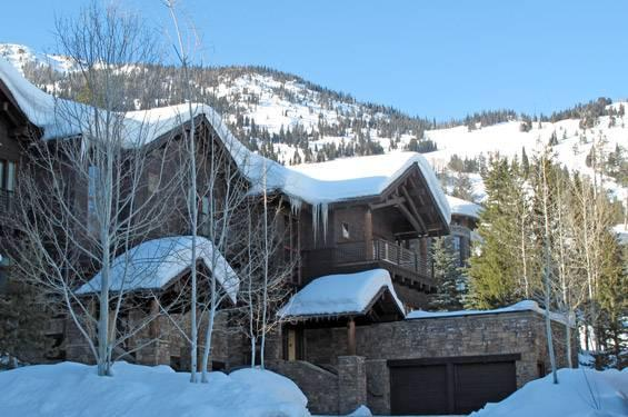 4 bed /4.5 ba- GRANITE RIDGE LODGE 3217 (#7) - Image 1 - Teton Village - rentals