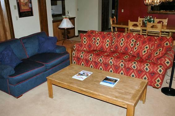 3 bed /3 ba- TEEWINOT #C3 - Image 1 - Teton Village - rentals