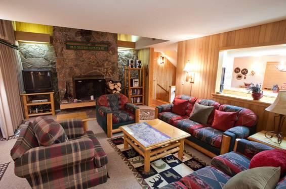 4 bed /4 ba- WIND RIVER #15 - Image 1 - Teton Village - rentals