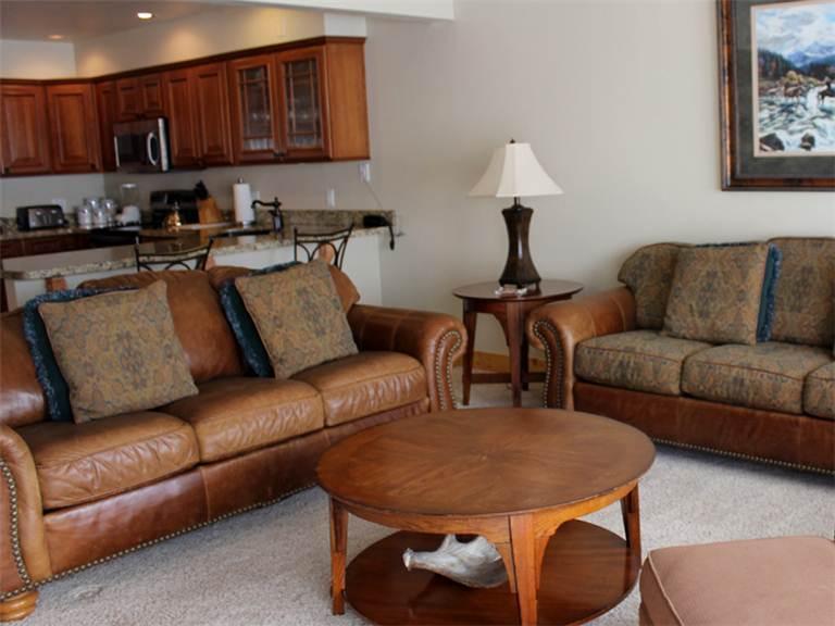 4 bed+loft /3 ba- TIMBERRIDGE #8 - Image 1 - Teton Village - rentals