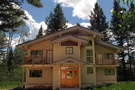 5 bed /5.5 ba- VILLAGE HOUSE - Image 1 - Teton Village - rentals