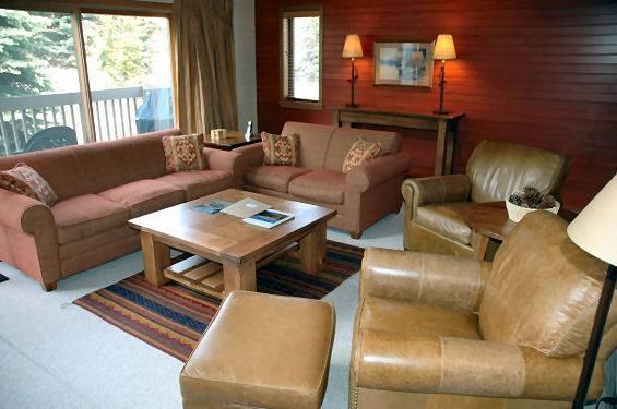 4 bed /4 ba- WIND RIVER #9 - Image 1 - Teton Village - rentals